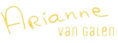 logo Arianne van Galen